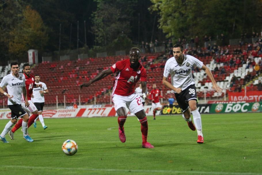 Голаджията на ЦСКА излъгал за възрастта си