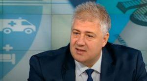 """Проф. Балтов се похвали: 70 % от персонала на """"Пирогов"""" вече имат имунитет"""