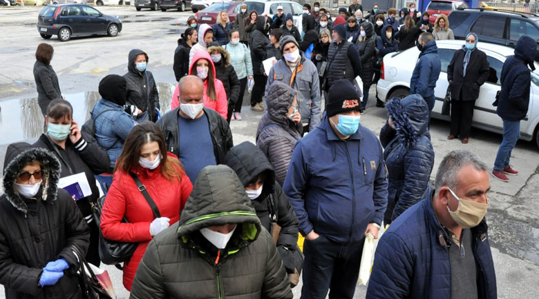 8 900 нови безработни за ден у нас, КНСБ очаква 330 000