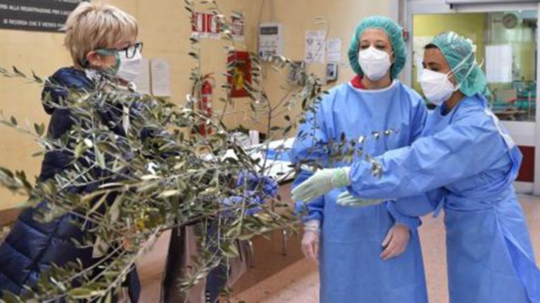 Броят на починалите от коронавирус в Италия отново се увеличи