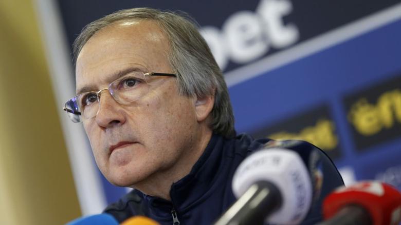 Българският национален отбор по футбол остана без треньор
