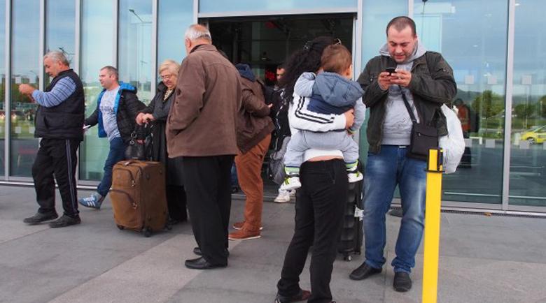 Населението на България предимно емигрира