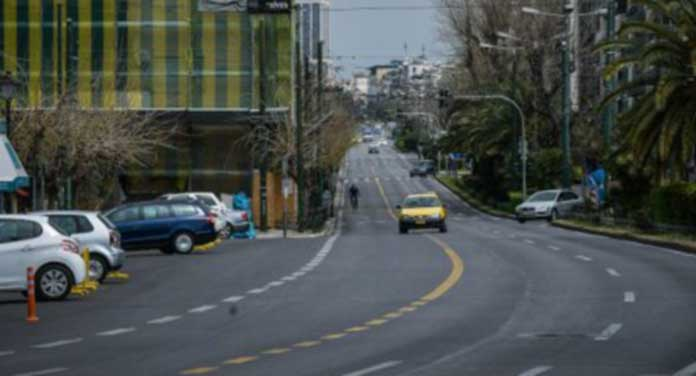 Гърция въвежда по-строги мерки за движение с частни и обществени МПС