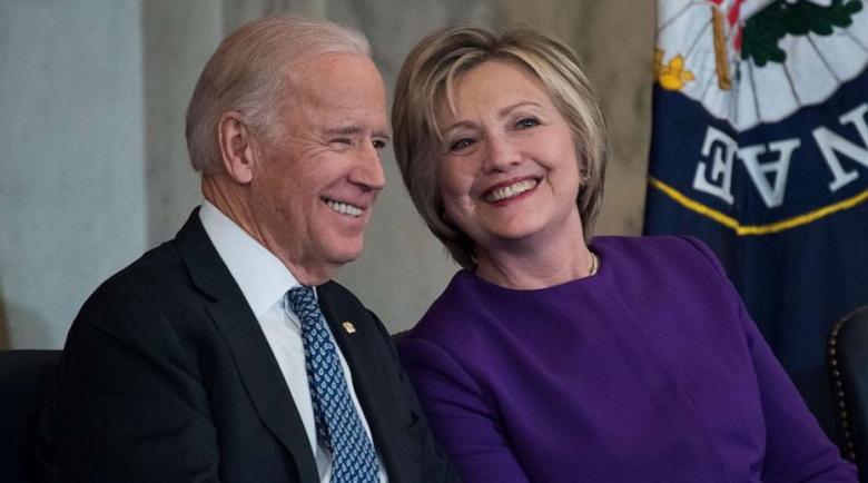 Хилари Клинтън подкрепи Джо Байдън за Белия дом