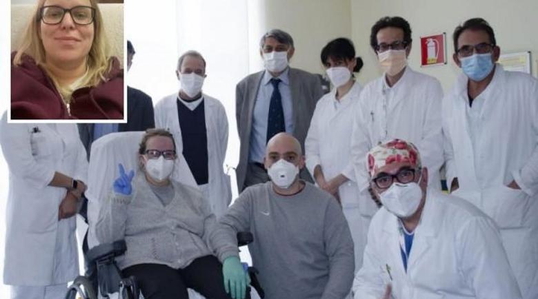 Бременна италианка победи вируса с кръвна плазма