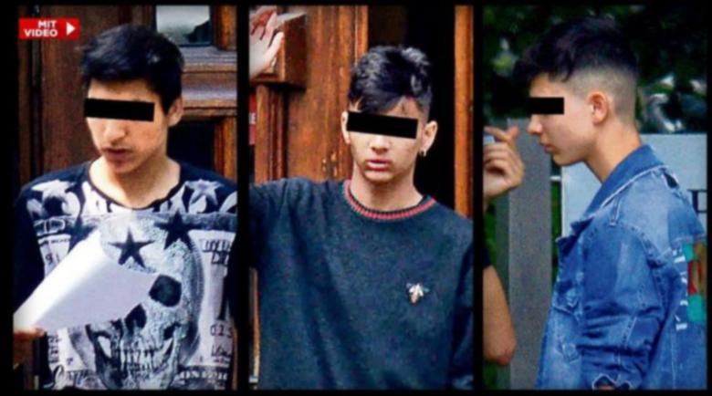 Три наши циганета с присъди за групово изнасилване в Германия
