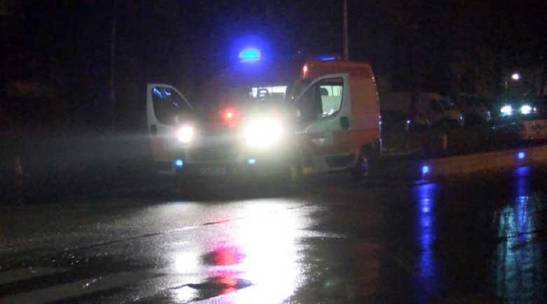 Тежка катастрофа на Околовръстното, четирима младежи са пострадали