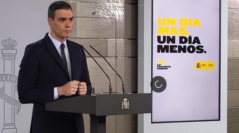 Извънредното положение в Испания се удължава до 9 май