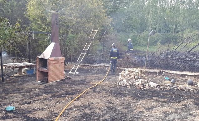 Трима души ранени при взрив на барбекю в Гранада