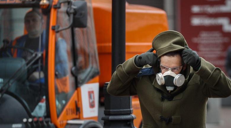 Русия с над 10 000 заразени с Covid-19