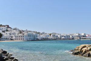 Егейските перли на Гърция поставени под строга карантина