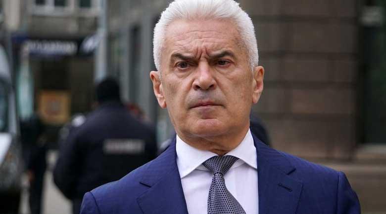 Съдът отмени гаранцията от 50 000 лв. на Волен Сидеров