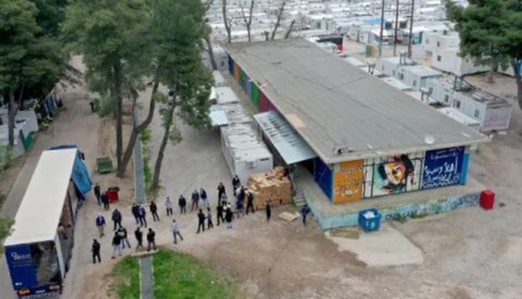 Дрон призовава хората в Солун: Не излизайте от домовете си!