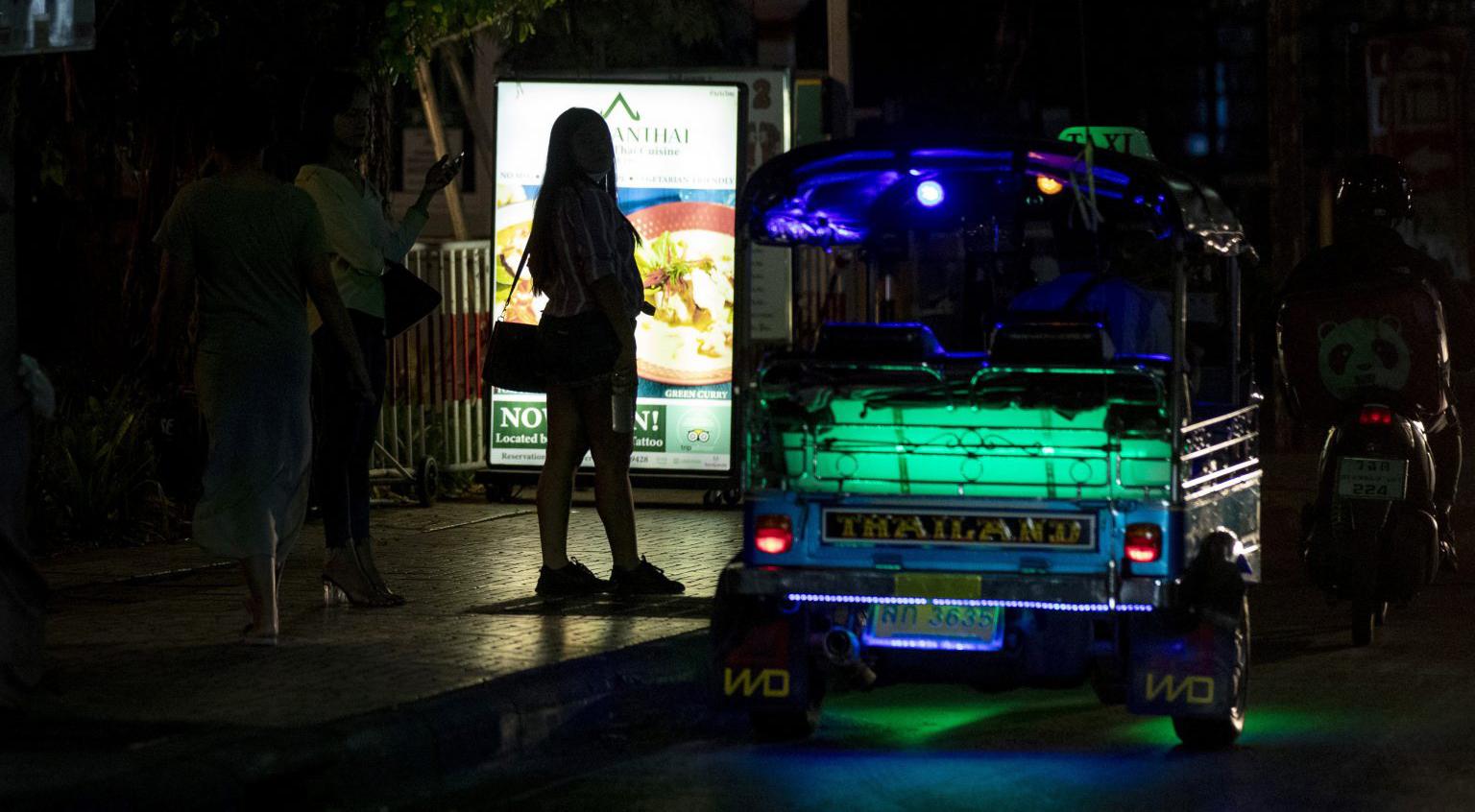 Проститутките в Тайланд останаха без работа заради коронавируса