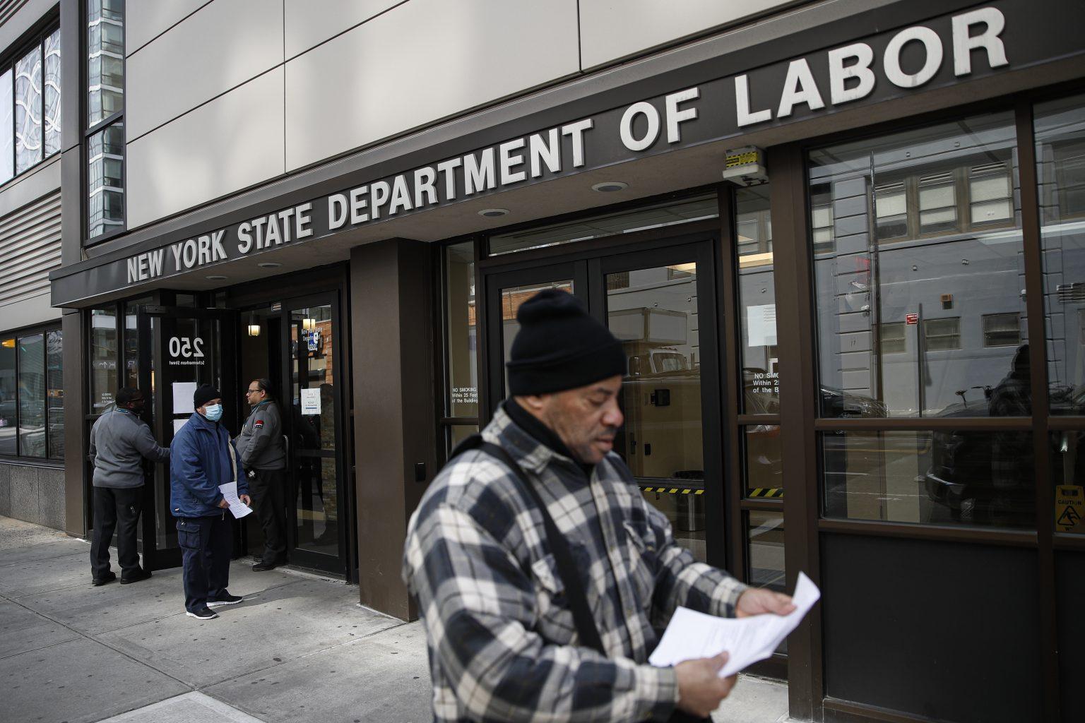 6,6 млн. поискаха помощ за безработица в САЩ – как да кандидатствате?