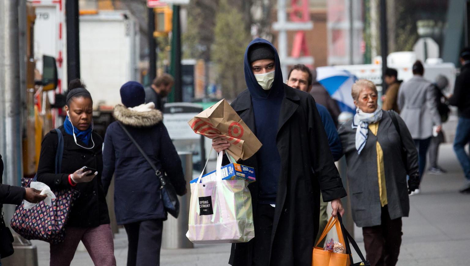 1900 са загинали в Ню Йорк от коронавируса, следващата седмица ще е най-тежка