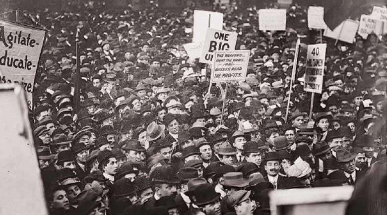 1 май – Международният ден на труда, е роден в САЩ