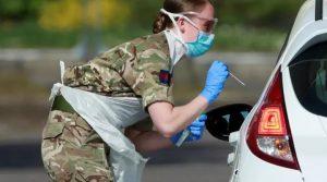 Жертвите на коронавируса във Великобритания наближават 40 000