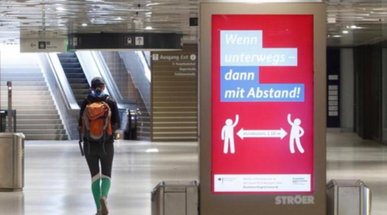 Германия удължава мерките за социална дистанция до 5 юли