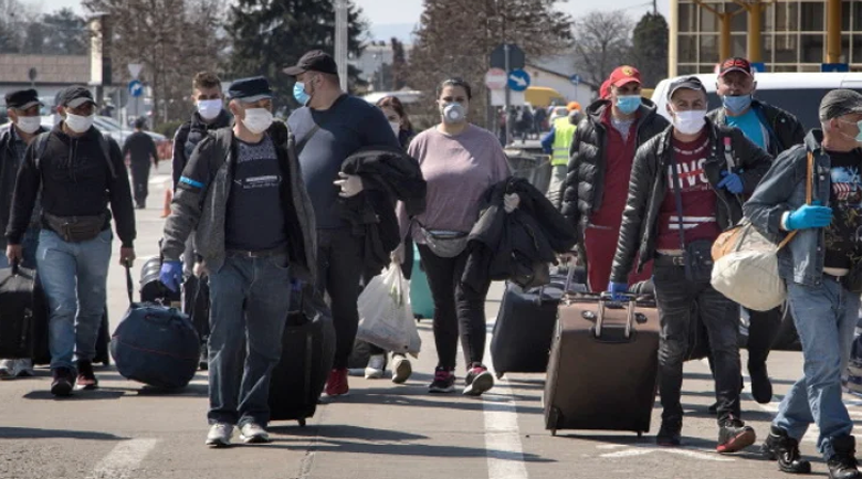 Млада българка е сред шефовете на групата за нелегален трафик на мигранти