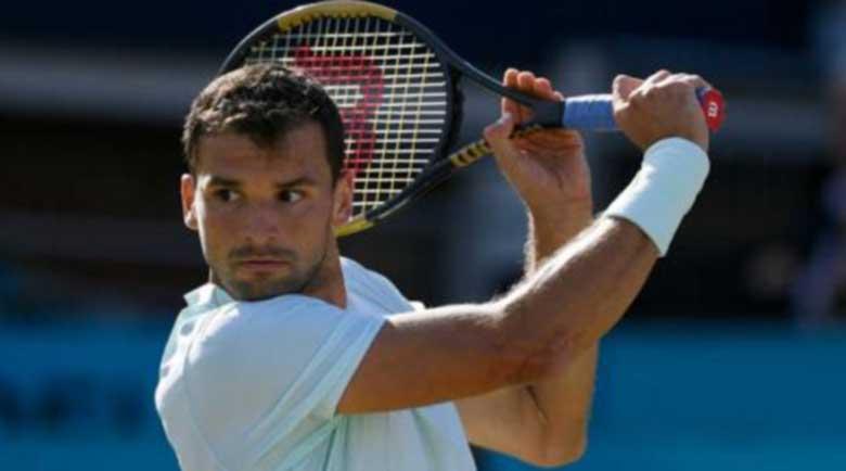 Григор Димитров е на осмо място в престижна класация