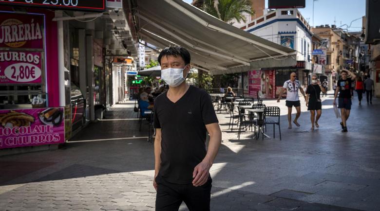 Близо 3600 нови заразени с коронавируса за денонощие в Испания