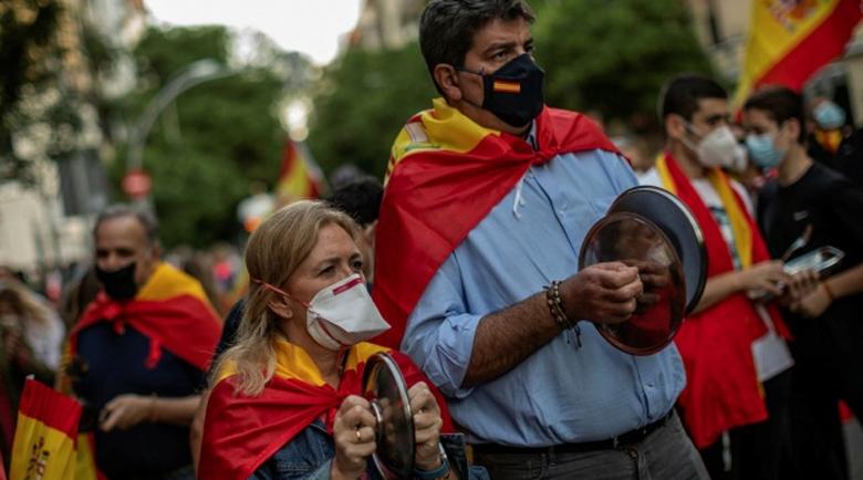 Сривът на испанската икономика доведе до глад за мнозина