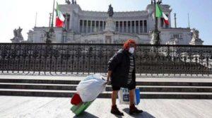 Италия отново е двуцветна след COVID ограничения по Великден