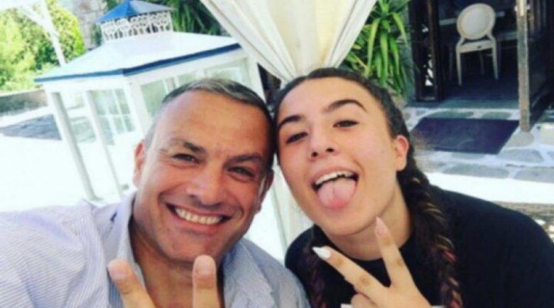 Юксел Кадриев подари джуки на дъщеря си
