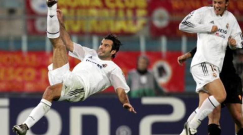 Луиш Фиго: Да премина от Барса в Реал Мадрид беше трудно решение