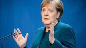 Партията на Меркел получи два болезнени удара на местните избори в две провинции