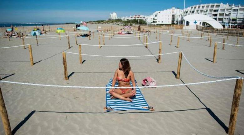 Испания ще следи с дронове по плажовете
