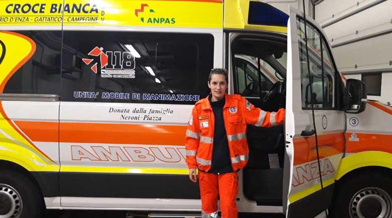 Българката в Италия Свилена Панова: Когато болният потърси очите ти, забравяш за умората