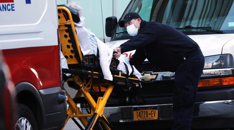 Коронавирусът е взел 1680 жертви през последното денонощие в САЩ
