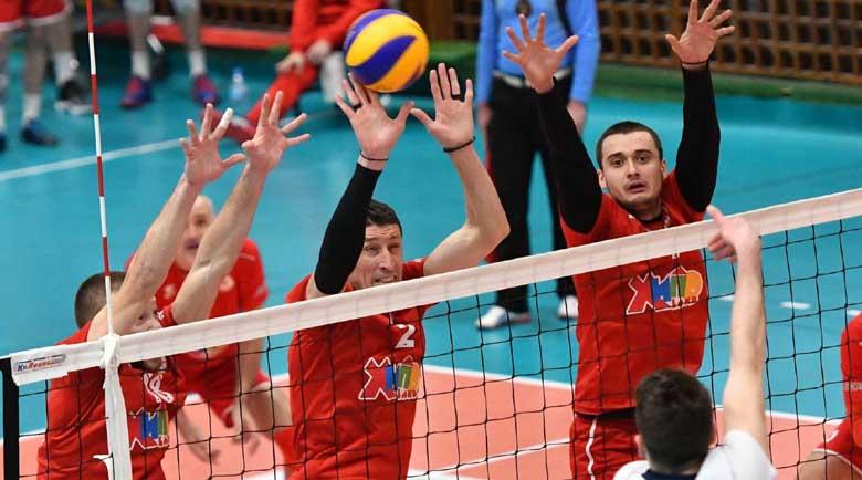 Волейболният ЦСКА се разпада, блокира трансфер