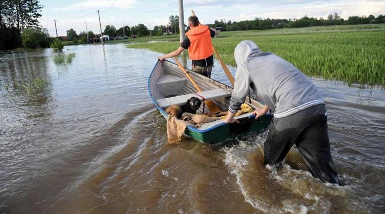 8 души са загинали при наводненията в Чехия