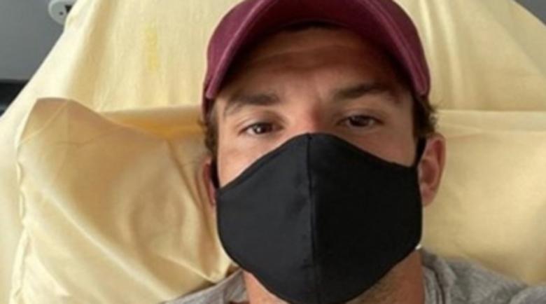 Всички контактни с Григор Димитров – под доброволна карантина