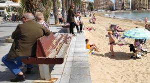 Испания пуска британците от 30 март