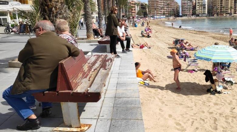 Извънредно положение в Испания до месец май