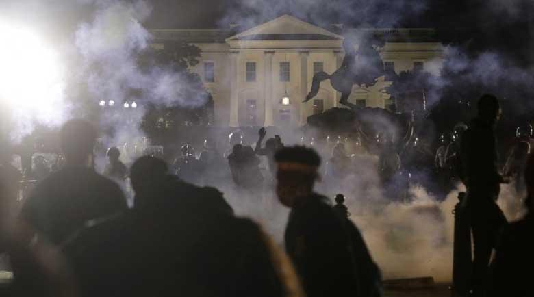 Българин, полицай в САЩ, пострада при US бунта