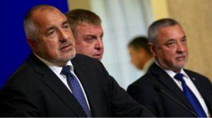 Маринов, Горанов, Караниколов и Ангелкова са аут, Борисов остава