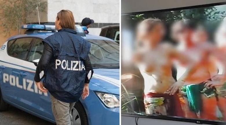 """Стотици момичета били робини на """"психо-секс-секта"""" от Северна Италия"""