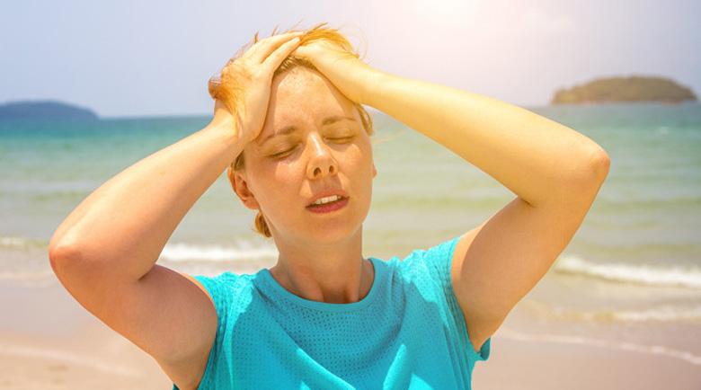 При слънчев удар: Първа помощ и предотвратяване на усложнения