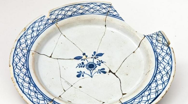 Спуканите чинии носят нещастие в дома