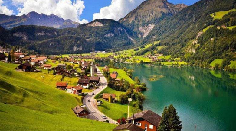 Лихтенщайн съди Чехия за земи, 10 пъти по-големи от територията му