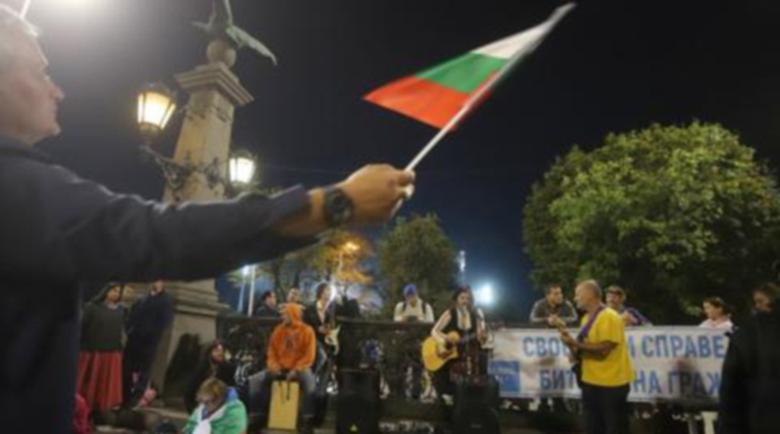 Гладна стачка обявиха петима протестиращи в София