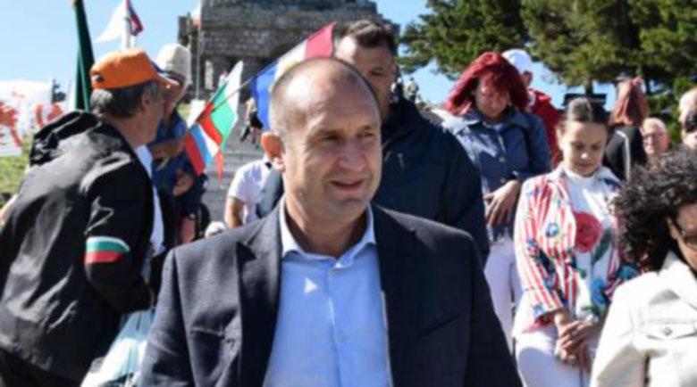Радев иска саморазпускане на Народното събрание, Борисов: На верен път сме!