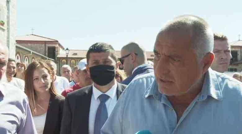 Борисов: Уважавам протестиращите, изпитвам неприязън към провокаторите