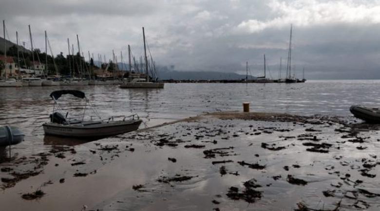 Първа жертва на циклона Янос в Гърция