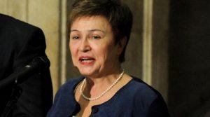 Кристалина Георгиева: Трудностите за световната икономика предстоят